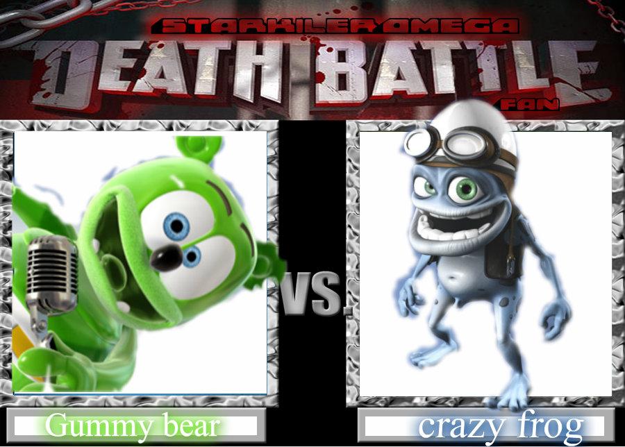 V Frog Download -Gummy Bear vs Crazy Frog