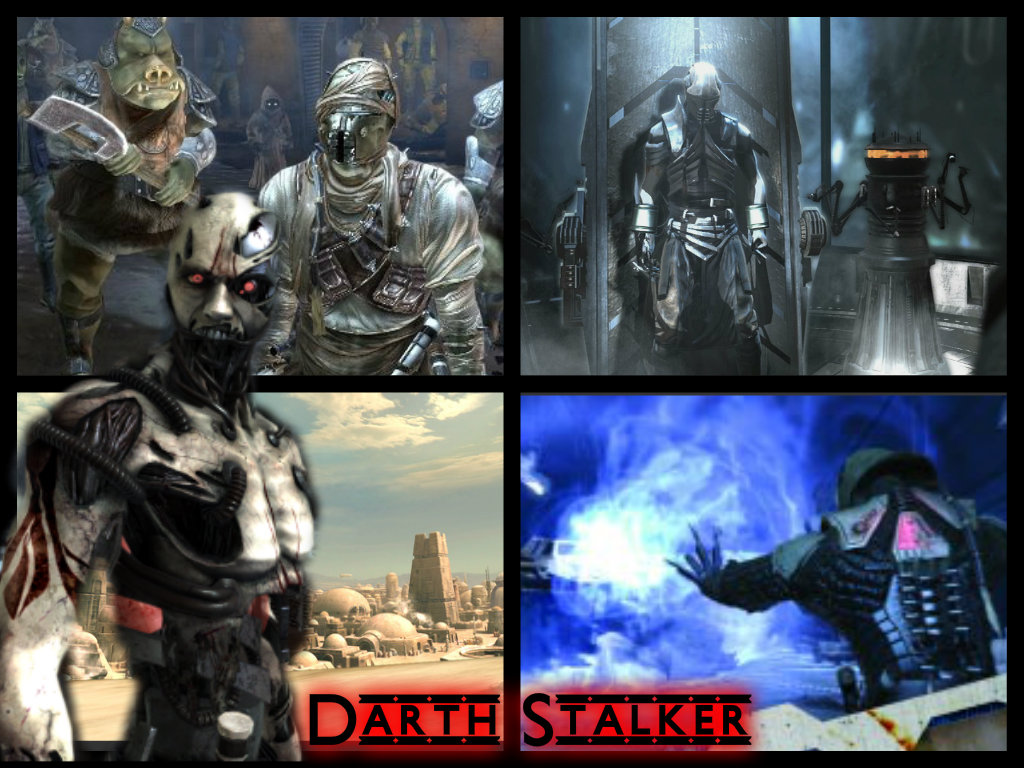 darth stalker - star wars the force unleashedstarkileromega on