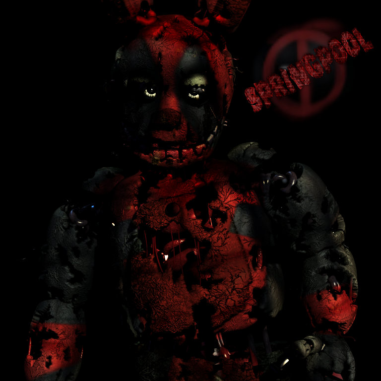 Springpool five nights at freddy s 3 by starkileromega on deviantart