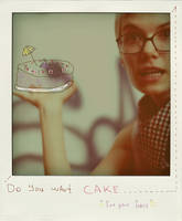 do you want cake... by bmkoc