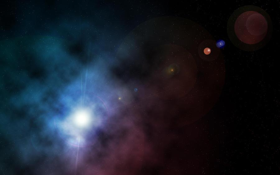 nebula render - photo #2