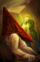 Silent Hill 2: Game Over by ravefirell