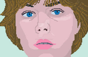 8 Bit Alice from Friday the 13th