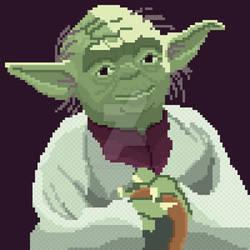 8 Bit Yoda