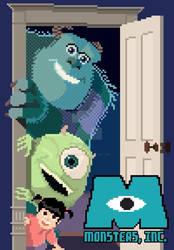 8 Bit Monsters, Inc.