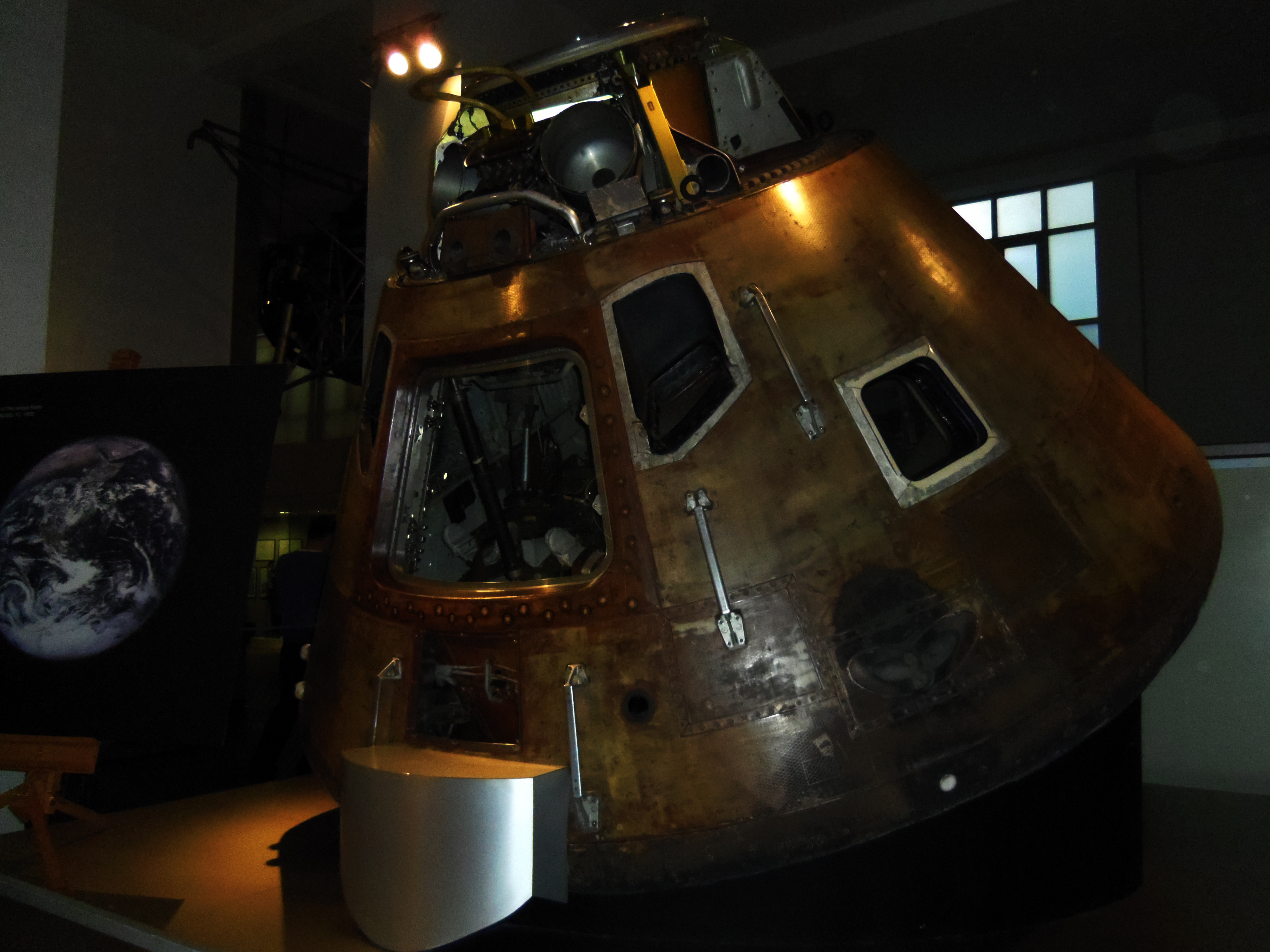 Apollo 10 command module by StevenARTify on deviantART