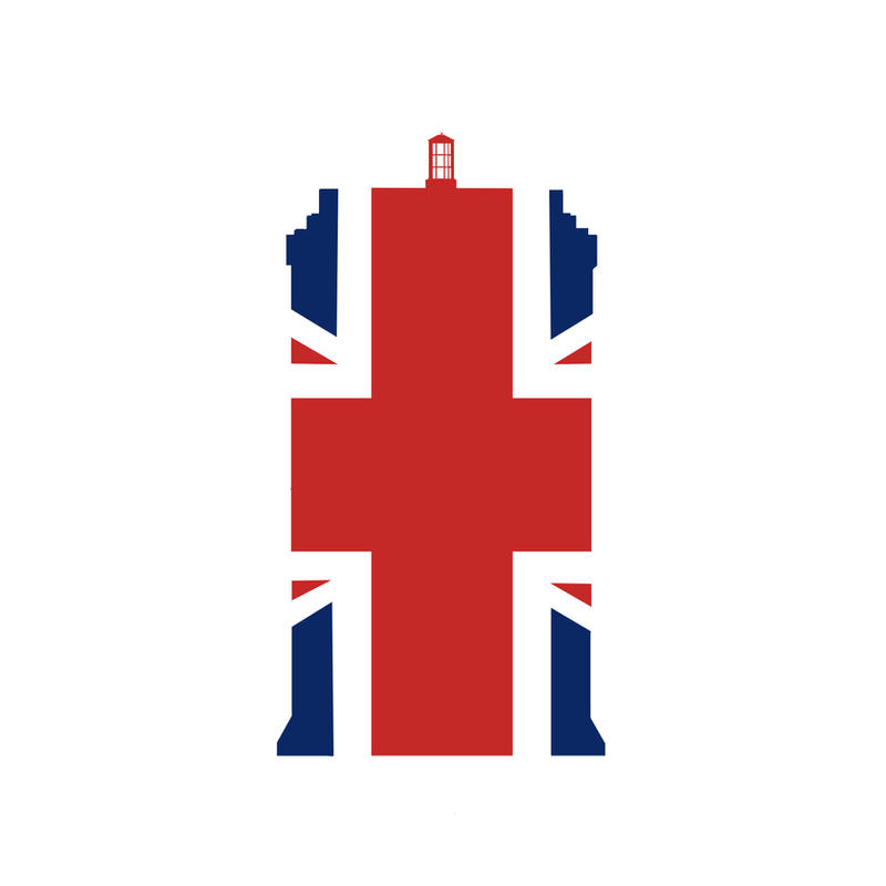 great british time box iphone 5 wallpaper by