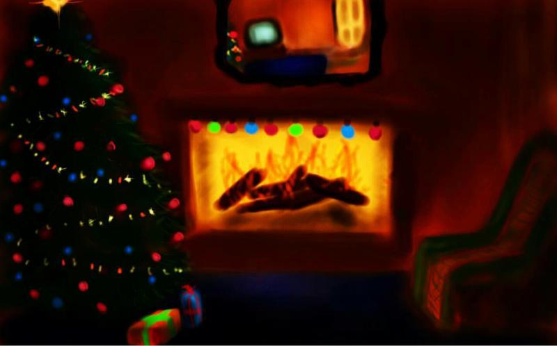 Merry Christmas by StevenARTify