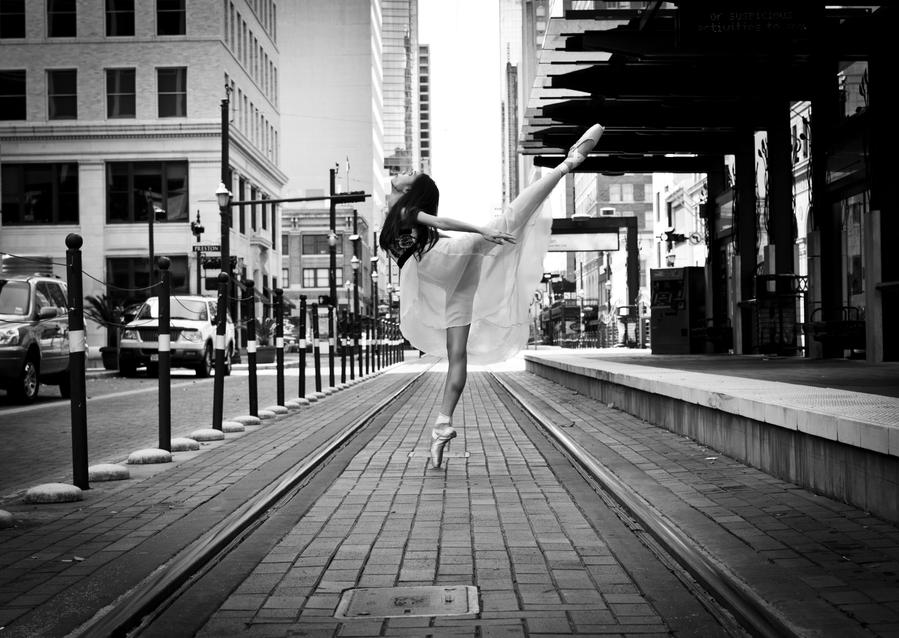 Jete Girls : Extension by reverence91