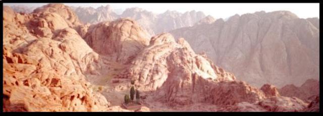 High In The Desert by Melvisa