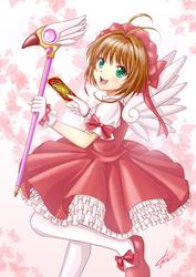 Cardcaptor Sakura by Ch1-Ark