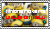 minions - stamp by sademojii
