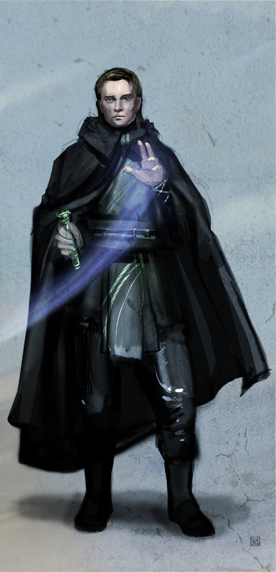 Jedi knight I by dywa