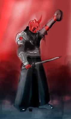 Sith warrior I
