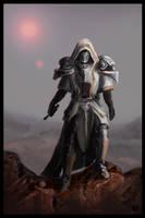 Jedi Knight Moganas by dywa