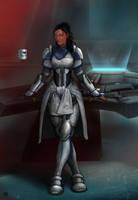 Jedi Knight Nebulae by dywa