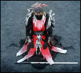 SW: The Old Republic - Dread Master Bestia by dywa