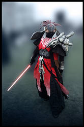 Star Wars: The Old Republic - Dread Master Bestia by dywa