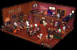 GoA   Bar-cafe somewhere