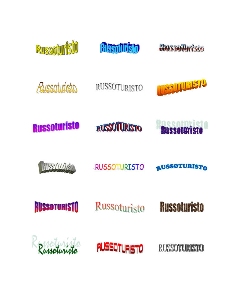 The Ultimate logopack