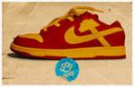Soviet Nike by Russoturisto