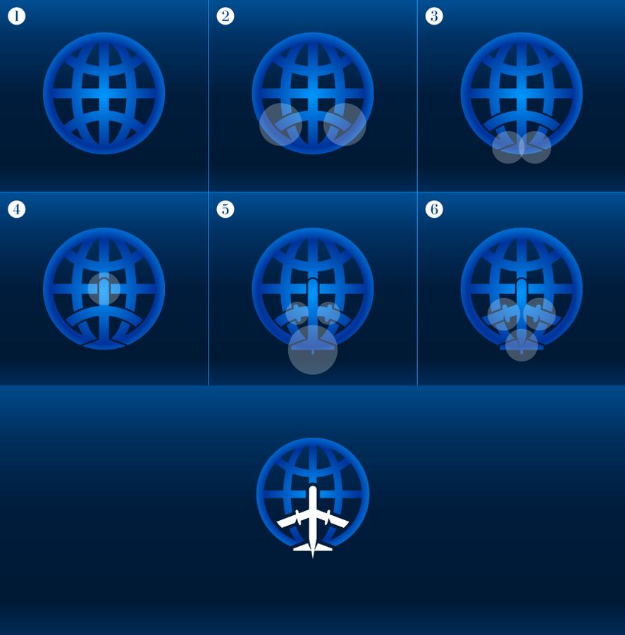 air tickets by russoturisto