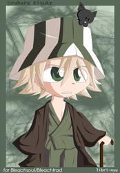 Urahara Kisuke by Libri-nyu