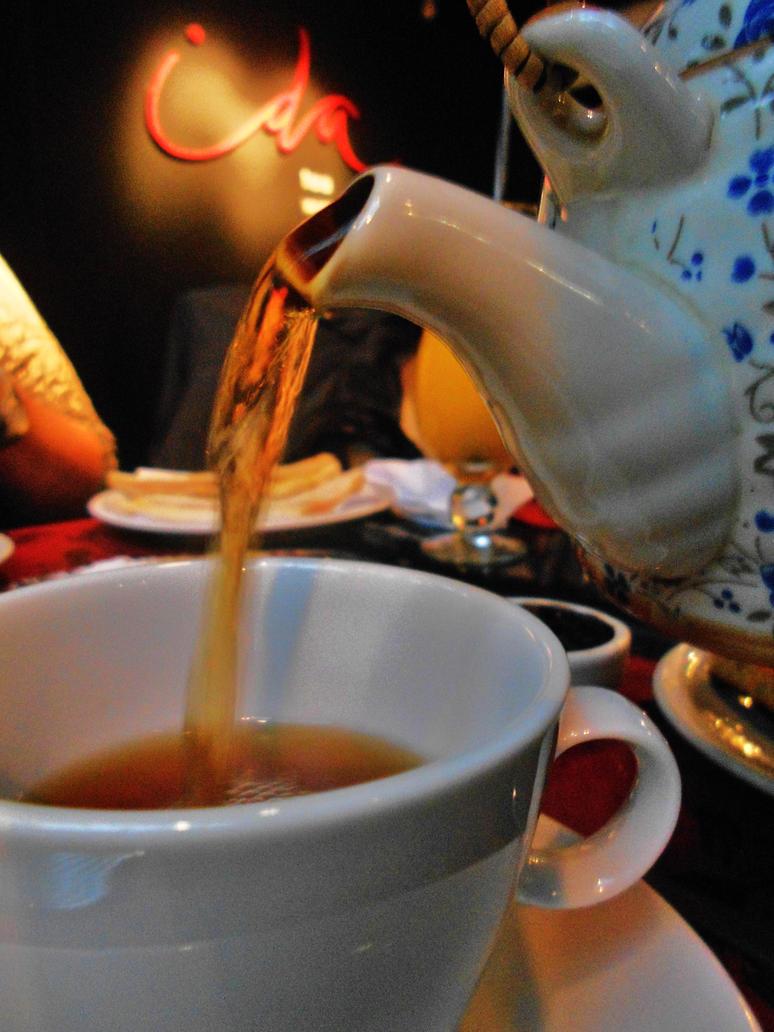 Tea by jactan