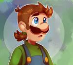 Pony Tail Luigi