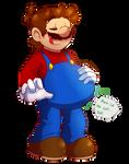 Fat Mario  vore