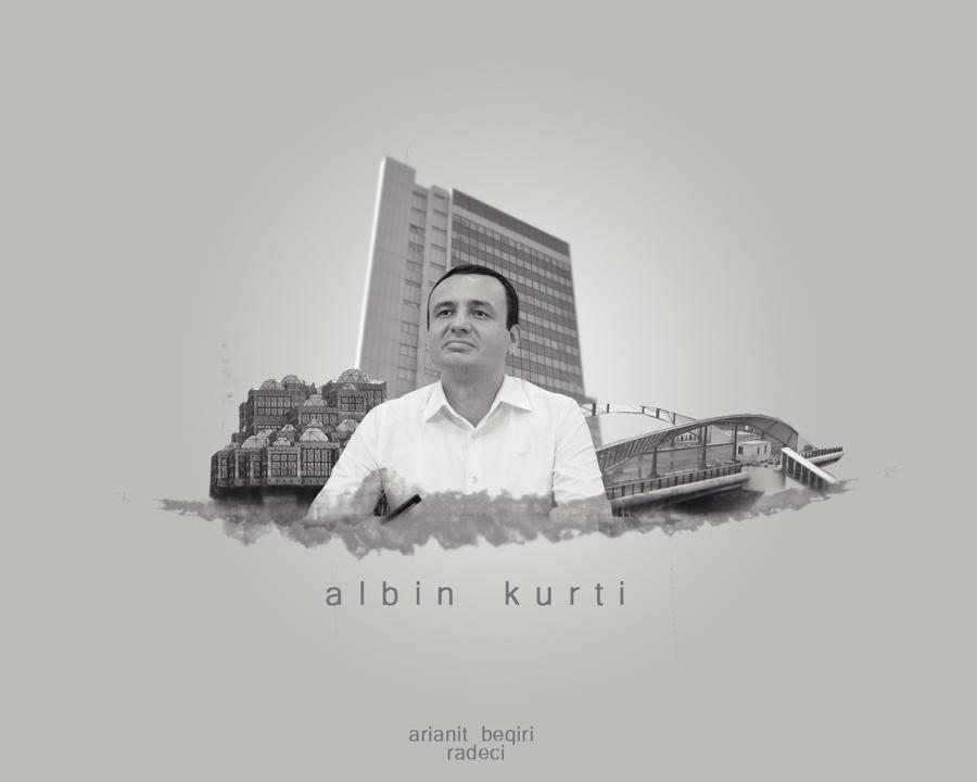 Albin Kurti | Njeri i popullit by Radeci