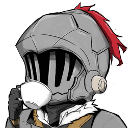 Goblin Slayer Chibi Sip by shadowskyexe