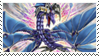 Number 17 Leviathan Dragon Stamp by SpektrumSP