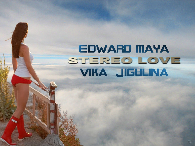 Vika jigulina and edward maya hookup