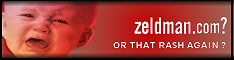 Zeldman.com by 707ArtWorks