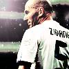 Zidane by zazzicchio