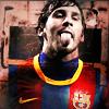 Icon Messi by zazzicchio