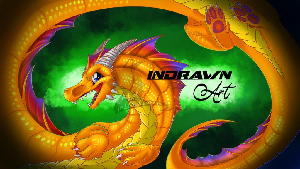 My YouTube banner art