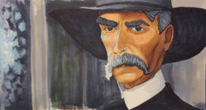 Virgil Earp - Tombstone by Amarbiter