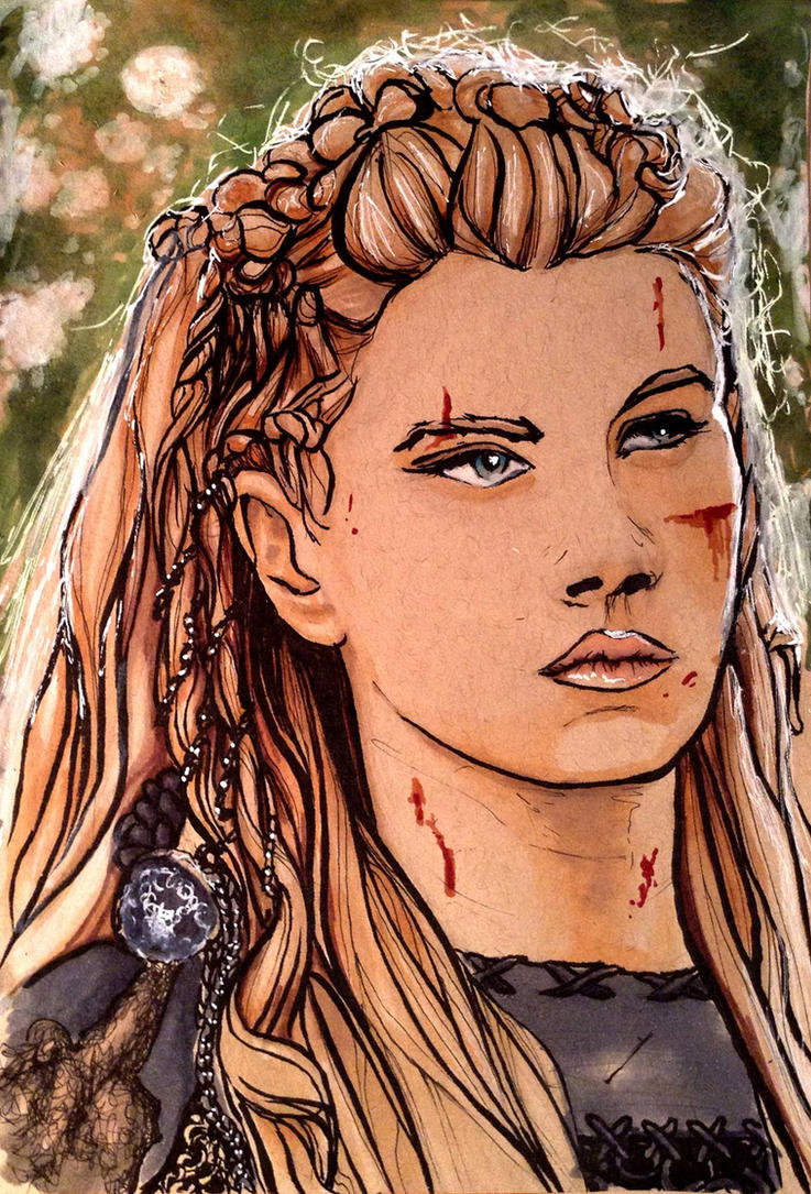 Lagertha by Amarbiter
