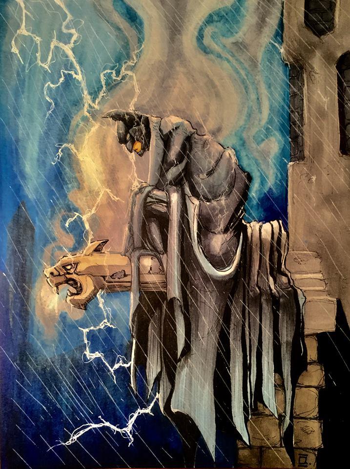 Batman by Amarbiter
