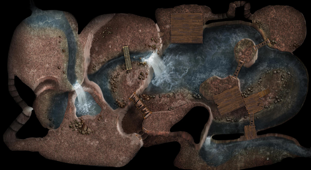 Wolverton Mine by Amarbiter