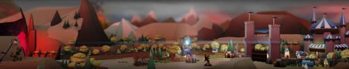 A Mighty Kingdom by Amarbiter