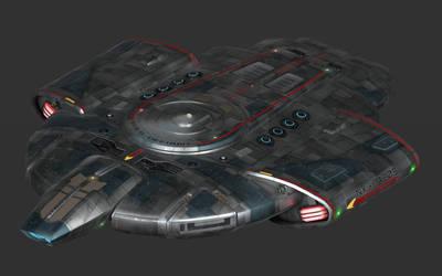 The USS Defiant