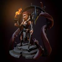 Hellion - from Darkest Dungeon