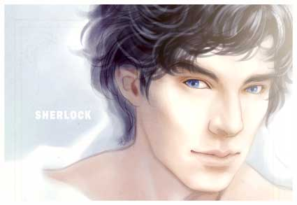 Sherlock in White by Wolvtrune