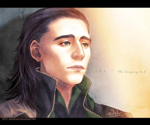 Loki- Longing Kid