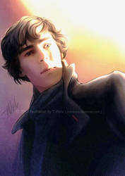 Sherlock shade