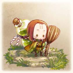 Macha Monk