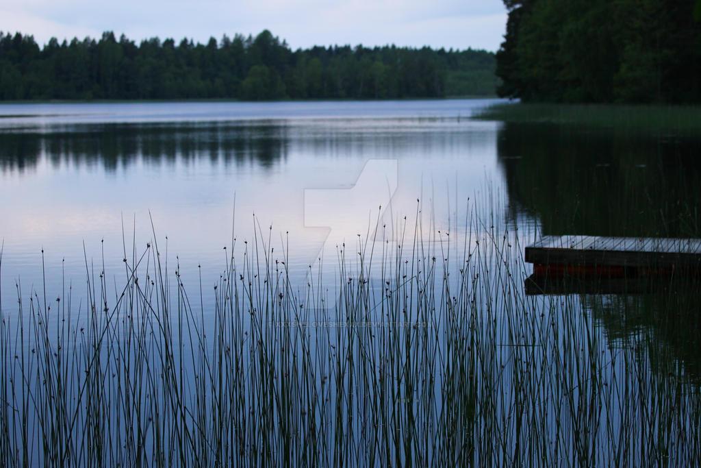Lovely waterscape by xXxSheLovesHexXx